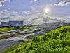 Bosch Parkhaus mit SkyLoop Building